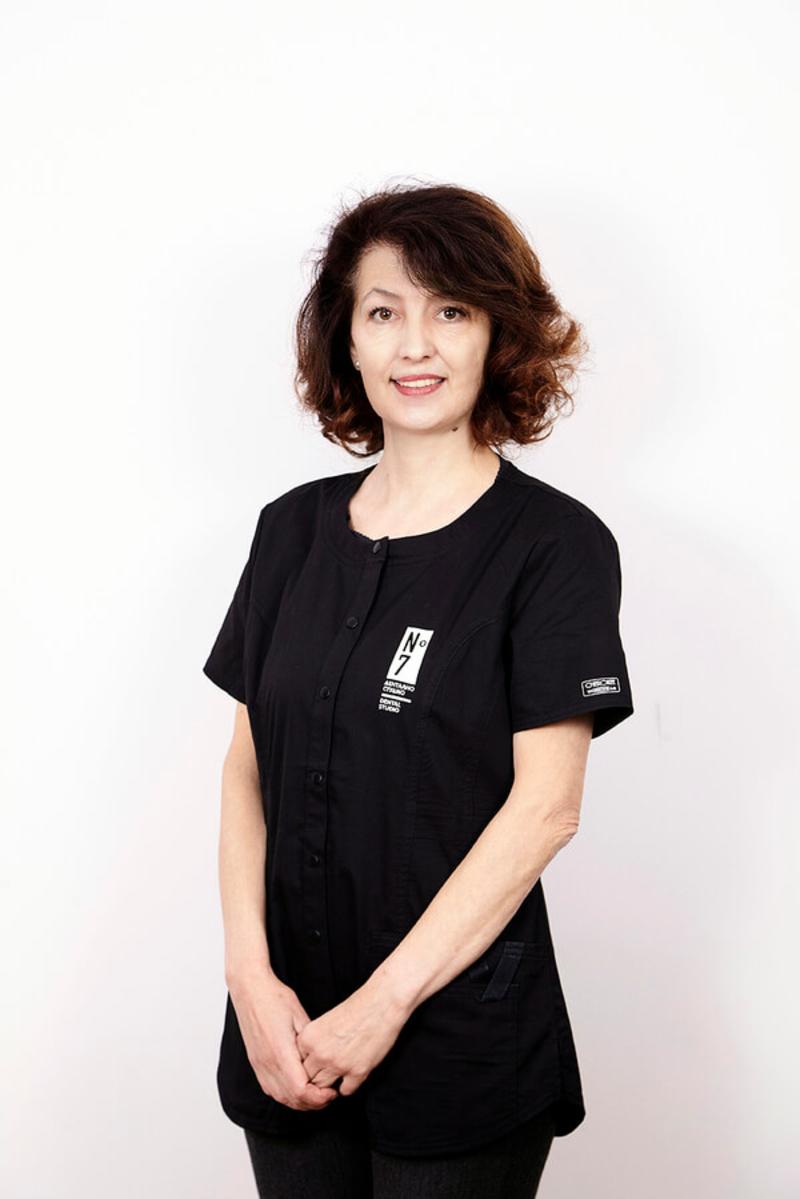 Мариета Зарева - медицинска сестра